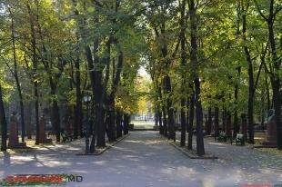 Aleea Clasicilor, Chisinau, Moldova | Аллея Классиков, Кишинев, Молдова