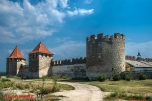 Cetatea Bender-Tighina, Moldova| Крепость Тигина - Бендеры, Молдова