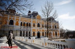 Conacul Lui Manuc Bei, Moldova | Усадьба Манук Бея, Молдова