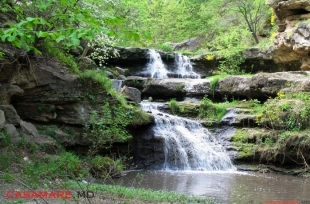 drumeția mănăstirea saharna – rezervația țipova