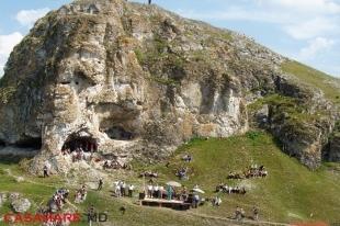 Grotele de la Branzeni, Moldova | Гроты из Брынзен, Молдова