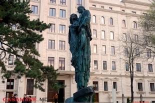 monumentul ion și doina aldea-teodorovici