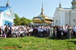 mănăstirea cuselauca