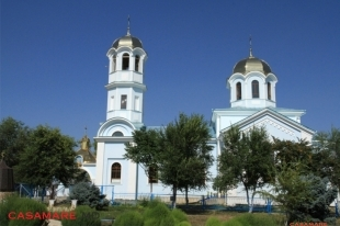 Mănăstirea de la Ceadir-Lunga   Монастырь Чадыр-Лунга - Молдова