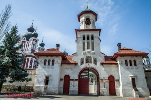 Mănăstirea Curchi   Монастырь Курки - Молдова