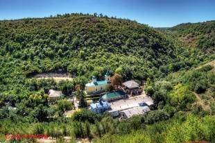Manastirea Saharna - Rezina | Монастырь Сахарна
