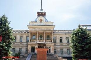 muzeul naţional de arheologie şi istorie a moldovei