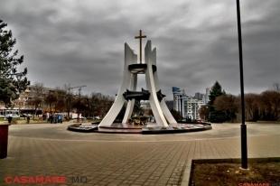 complexul memorial feciorilor patriei - sfânta amintire