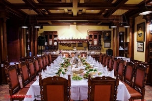 Restaurant Vatra Neamului - Chisinau, Moldova | Ресторан Ватра Нямулуй, Молдова