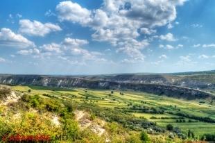 Rezervatia peisagistica Trebujeni, Moldova | Заповедник Требужены, Молдова