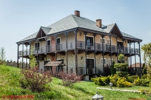 Beciurile Chateau Vartely, Moldova | Комбинат Шато Вартели, Молдова
