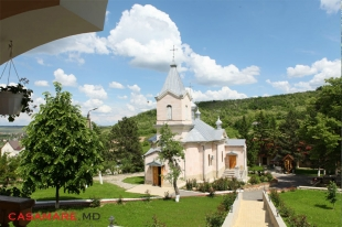 "Manastirea ""Sfântul Mucenic Gheorghe"", manastirea Suruceni"