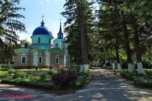 mănăstirea hîrjauca
