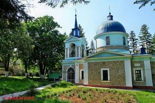 Монастырь Хыржаука