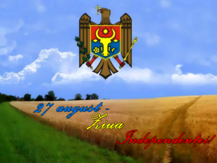 ziua independentei- 27 august