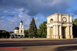 Arcul de Triumf Chisinau