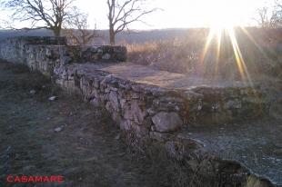 Крепость Орхей