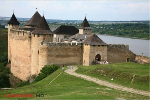Крепость Тигина