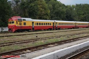 Gara Feroviara din Chisinau, Moldova | Железнодорожный вокзал, Кишинев, Молдова