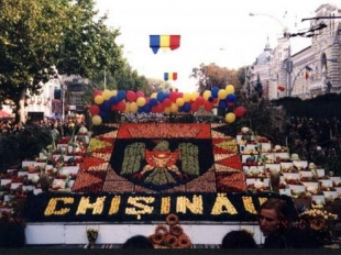 October 14 - Chisinau city day