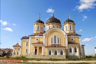 mănăstirea nicoreni