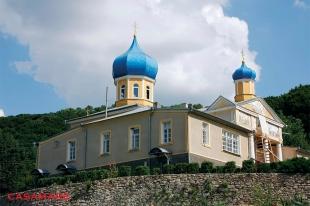 mănăstirea călărăşeuca