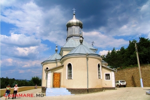 The Cosăuți Monastery
