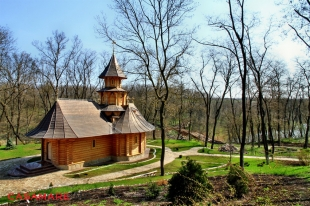 Manastirea Hagimus - Causeni | Монастырь Хаджимус