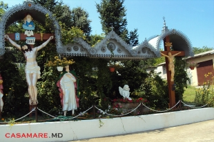 Mănăstirea Negrea | Монастырь Негря - Хынчешть