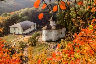 Manastirea Rudi - Dondiuseni | Монастырь Руди - Молдова