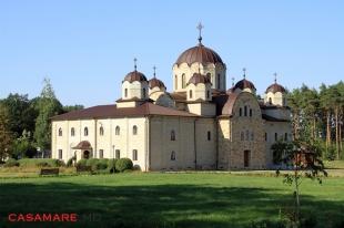 Mănăstirea Zăbriceni