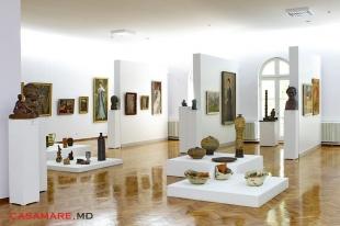 muzeul naţional de artă al moldovei