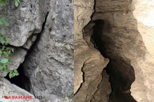 peștera răposaților