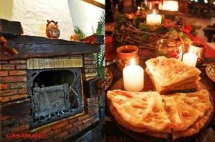 Restaurant Vila Etnica, Moldova | Ресторан Вила Етникэ, Молдова