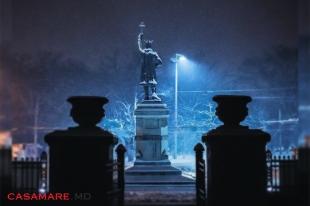 monumentul lui stefan cel mare