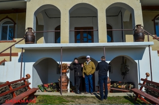 "Casa Olarului ""Vasilii Gonciari"", Moldova | Дом Василе Гончар - мастер Гончар, Молдова"