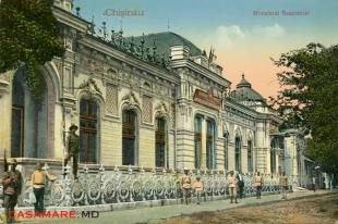 Vladimir Herta - Vila urbana, Chisinau, Moldova | Владимир Херца - городской особняк, Кишинев, Молдова