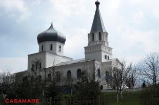 Монастырь Чадыр-Лунга