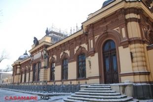 Vladimir Herta - Vila urbana, Chisinau, Moldova   Владимир Херца - городской особняк, Кишинев, Молдова