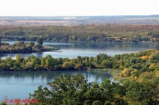 Rezervatia Iagorlic | Государственный заповедник Ягорлык - Дубоссары