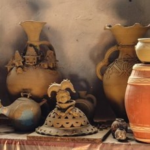 "International Potters' Fair ""At the Native Place of Potter Vasilii Gonciari"""