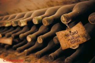 Beciurile Purcari - Moldova | Винные подвалы Пуркарь - Молдова